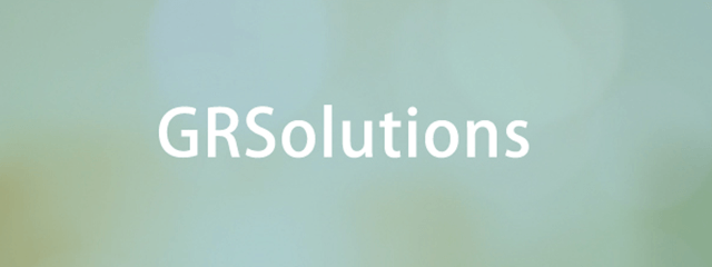 GRSolutions|ジーアールソリューションズ株式会社